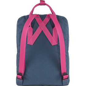 Fjällräven Kånken Backpack royal blue/flamingo pink